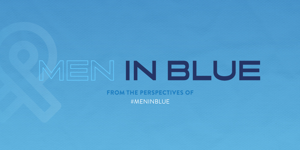 Click here to learn about the Men in Blue